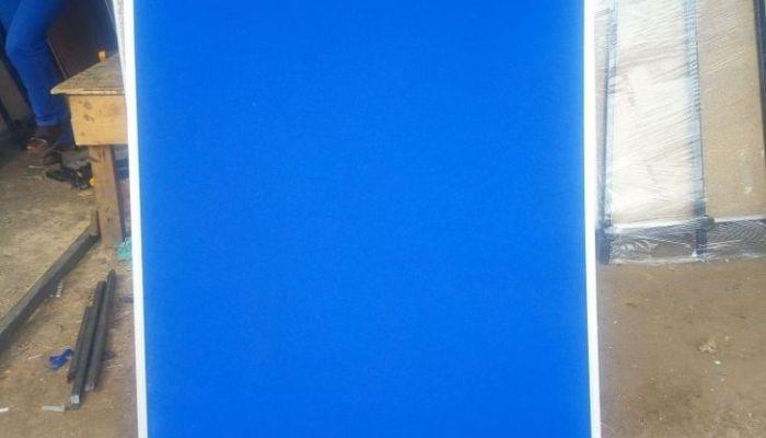 NOTICE BOARD ROYAL BLUE