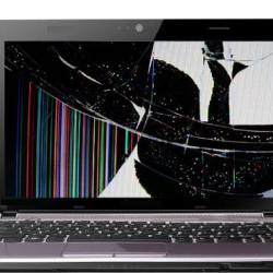 Broken Laptop Screen Replacement With new@6500
