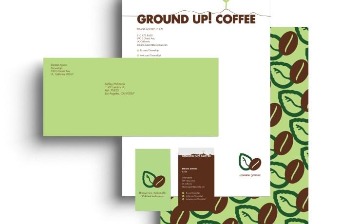 Ground Up! Coffee