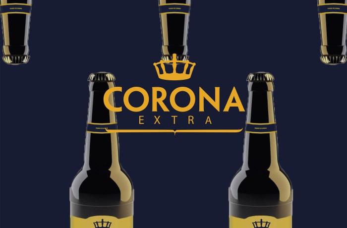 Corona Extra Rebrand