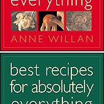 How to Cook Absolutely Everything & Best Recipes for Absolutely Everything by Anne Willan **