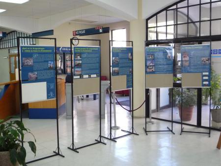 Exposiciones Itinerantes Gratuitas