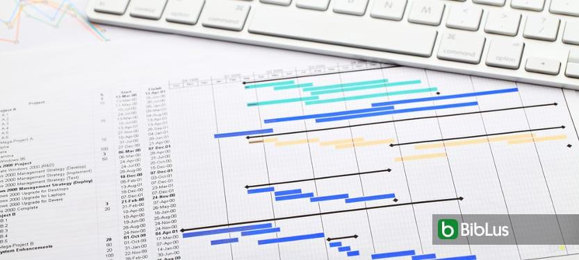 Cómo crear un cronograma de obra fácilmente y en pocos minutos - BibLus