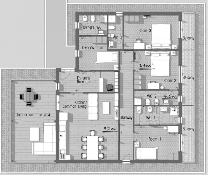 Un guide d\u0027introduction pour la conception de plan de maison d\u0027hôte - Logiciel Pour Maison D