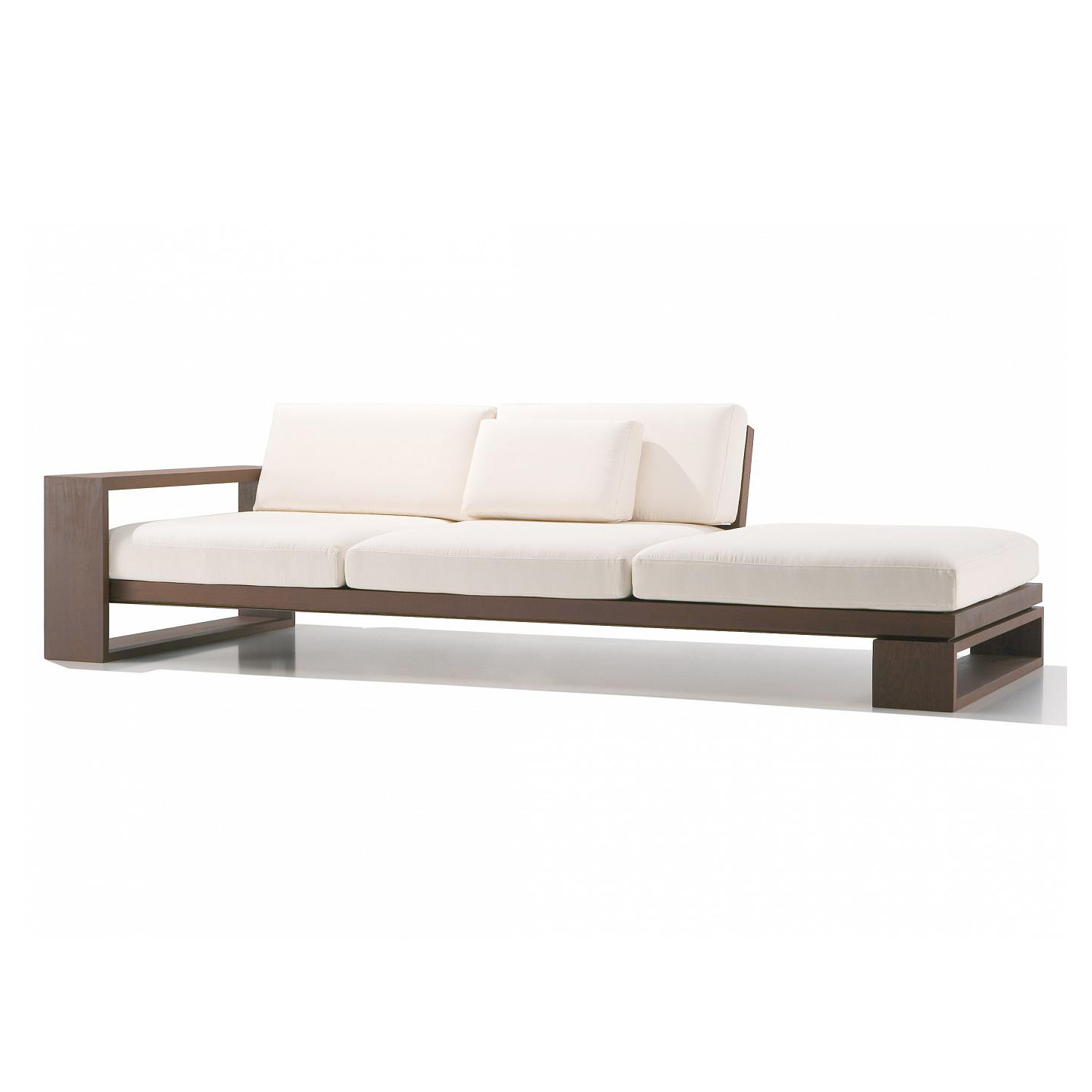 Modern White Sofa Design Ws 39 Details Bic Furniture India