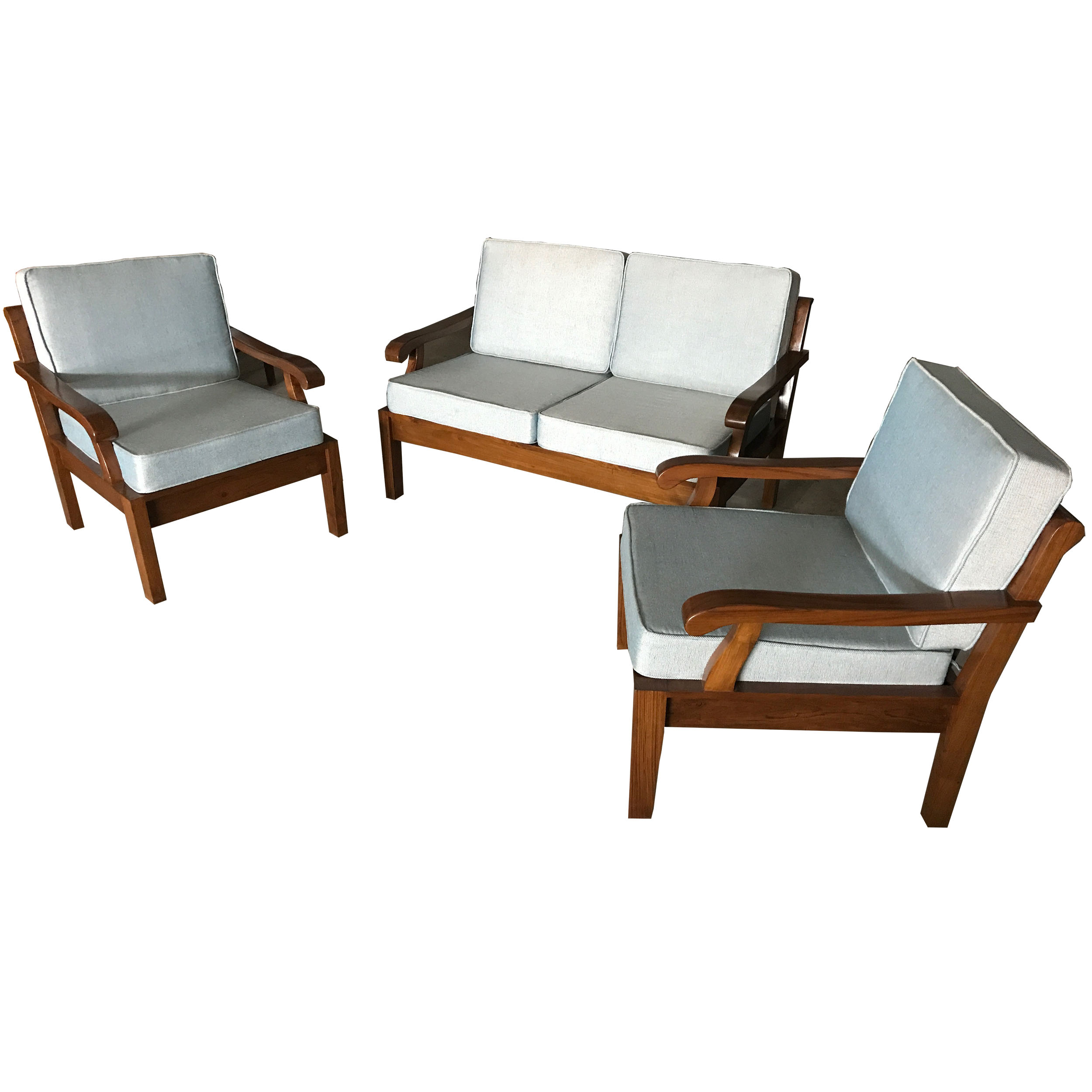 Sofa Set Offers In Mumbai Ws 102 Wooden Sofa Set