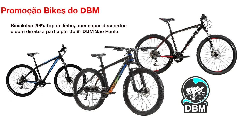 Promoção as Bikes do DBM