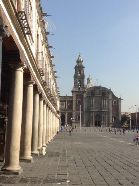 Plaza Mayor Mexico City