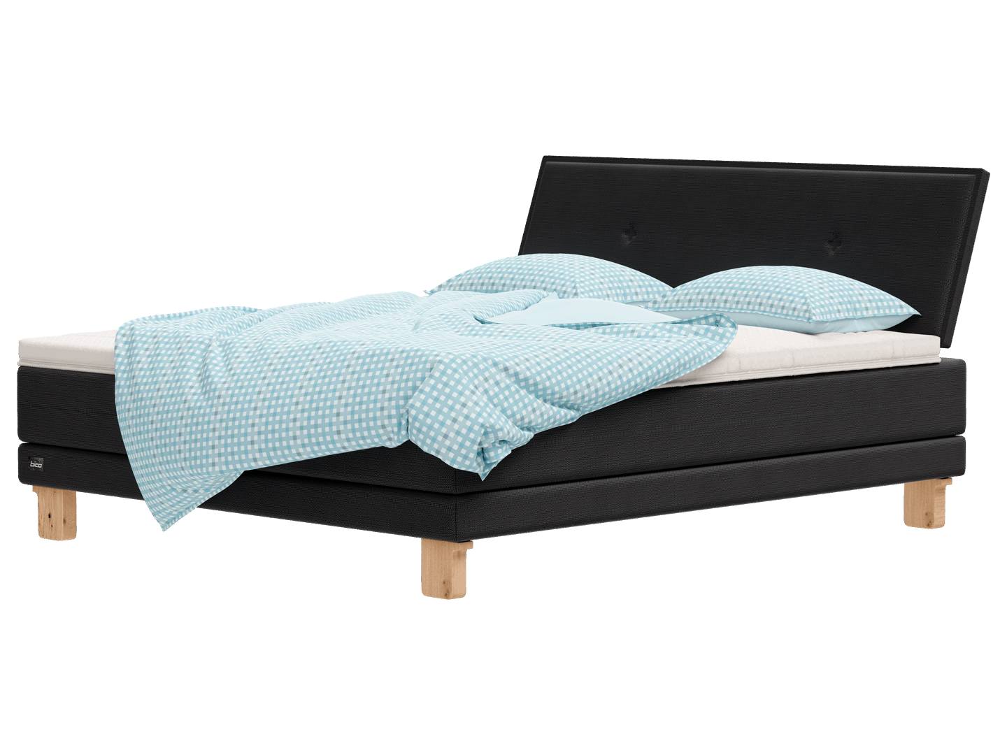Boxspringbett Country Home Bico For A Deep And Healthy Sleep