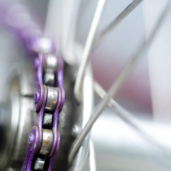 軽快な自転車生活の為に!の普段の整備方法について