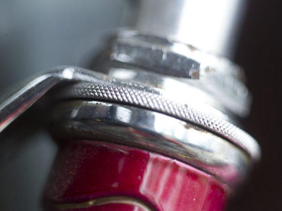 自転車のグリスを塗る場所