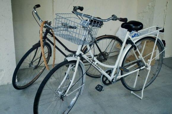 大切な自転車、保管はどうしてる?自宅の中に入れてますか?