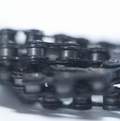 自転車のチェーン、適正時期に調整・交換していますか?