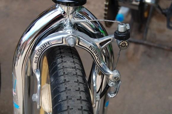 自転車のブレーキが効かないときの対処法