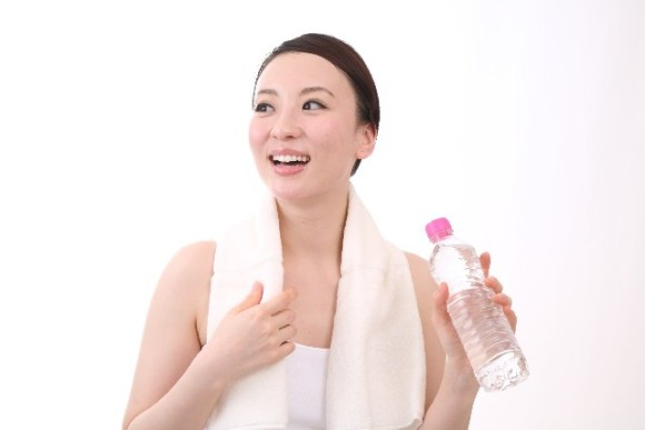 水泳は全身の筋肉トレーニング!!プロテインを摂取しよう