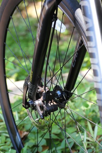 自転車のホイールハブをメンテナンスしよう!!