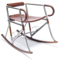 The Randonneur Chair by Two Makers | Bicycle Design
