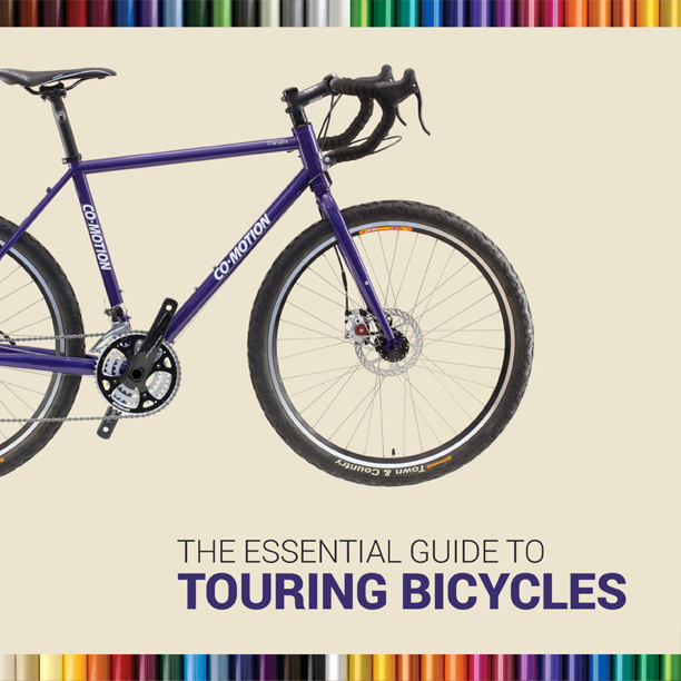 The Essential Guide To Touring Bicycles - Touring Bicycle Buyer\u0027s Guide