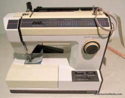 Small Of Montgomery Ward Sewing Machine