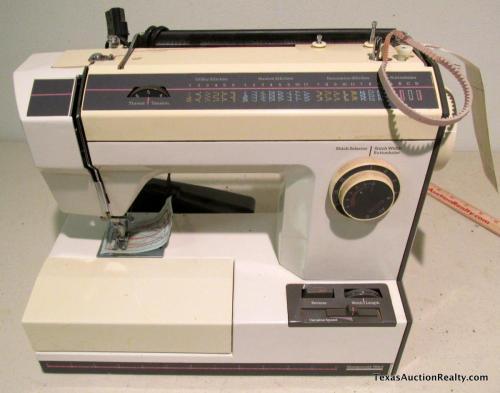 Medium Of Montgomery Ward Sewing Machine