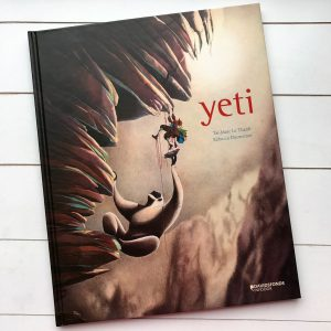 yeti - TaÏ-Marc Le Thanh