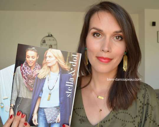 collection automne 2016 Stella & dot