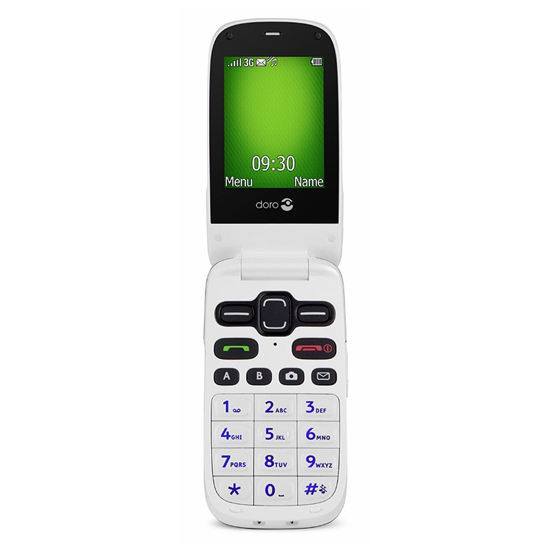 Moviles Libres Con Tapa Telefono Movil (doro Phoneeasy 621) Con Tapa | Productos