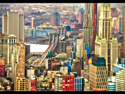 NEW YORK – Time Lapse – Tilt Shift – Scales by Fernando Livschitz