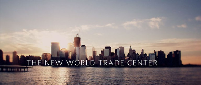The New World Trade Center