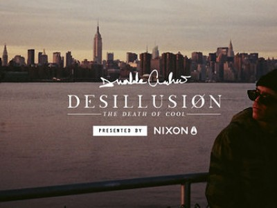 "Desillusion x Nixon present ""THIS IS TROUBLE"""