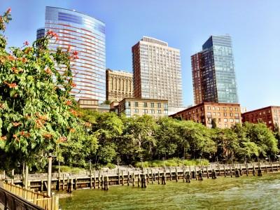 Battery Park City Buildings