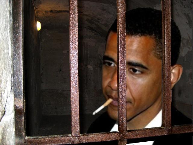 Does Obama Belong Behind Bars for Letting ISIS Get So Powerful?