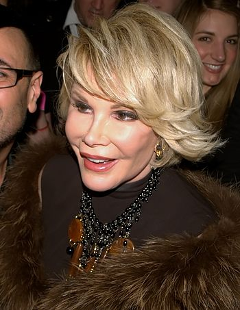 Joan Rivers Dies at 81 Years-of-Age