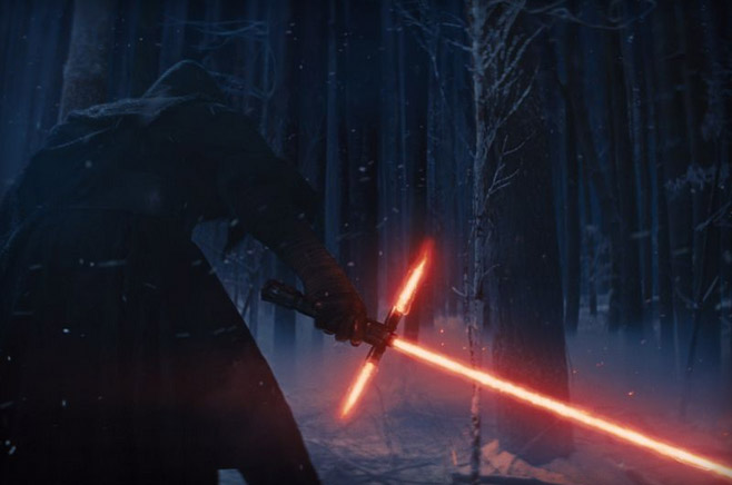 Christian Movie Review – Star Wars:  The Force Awakens Trailer