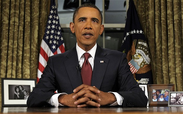 "Barack Obama Tells African Nation ""Cancel Christmas Or More Ebola Is Heading Your Way"""