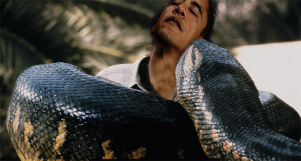 "Obama To Air ""Eaten Alive by Anaconda"" Documentary on Discovery Channel Boost Sagging Approval Ratings"