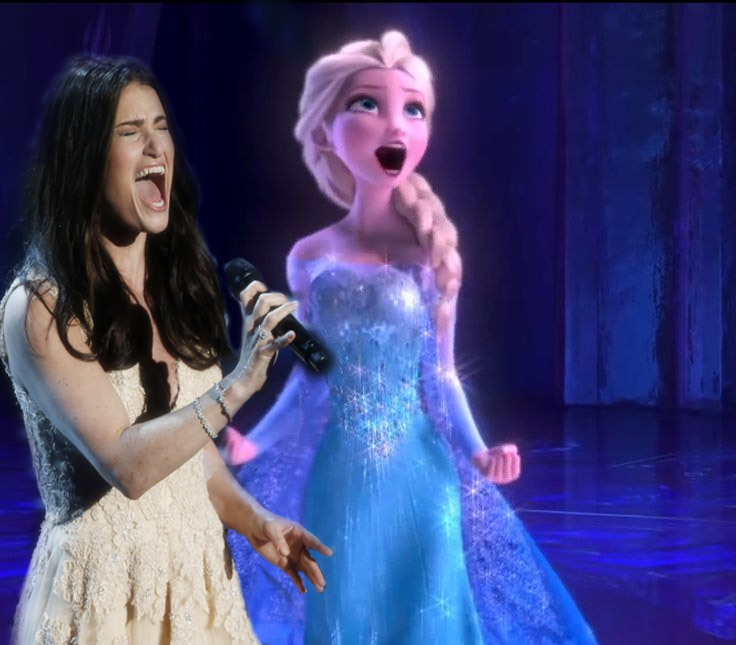 "Idina Menzel's Milli Vanilli ""Let It Go"" Scandal Shocks Millions of Fans"