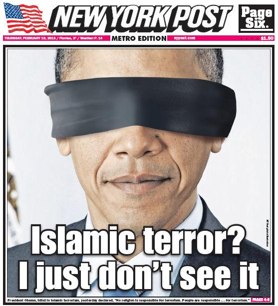 "Obama:  ""Muslim Terrorists, I Just Don't See It"""