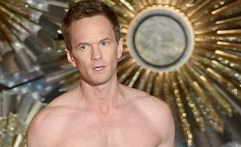 "Gay Oscar Host Neil Patrick Harris Shows Off ""Tighty Whitey"" Y Fronts, Seduces Married Men on Stage"