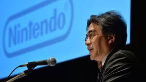 Satoru Iwata reveals plans for smartphones