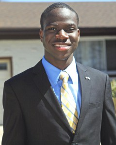 Student Harold Ekeh Accepted by All Eight Ivy League Colleges