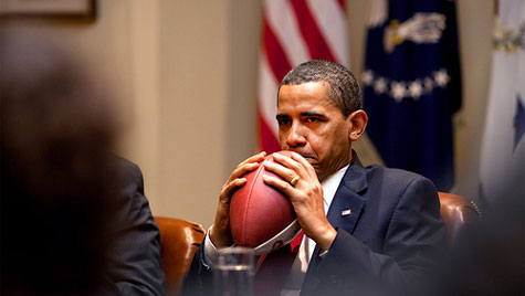 Barack Obama Frames Tom Brady for Deflategate Scandal, Punishment for Not Visiting White House