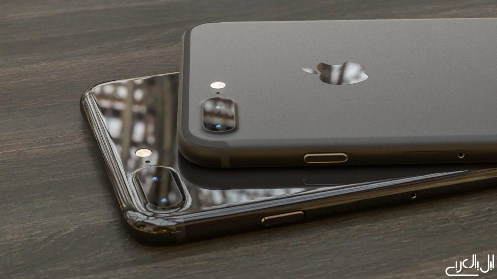 iPhone-7-Plus-Matt-vs-Glossy-Black-Corona