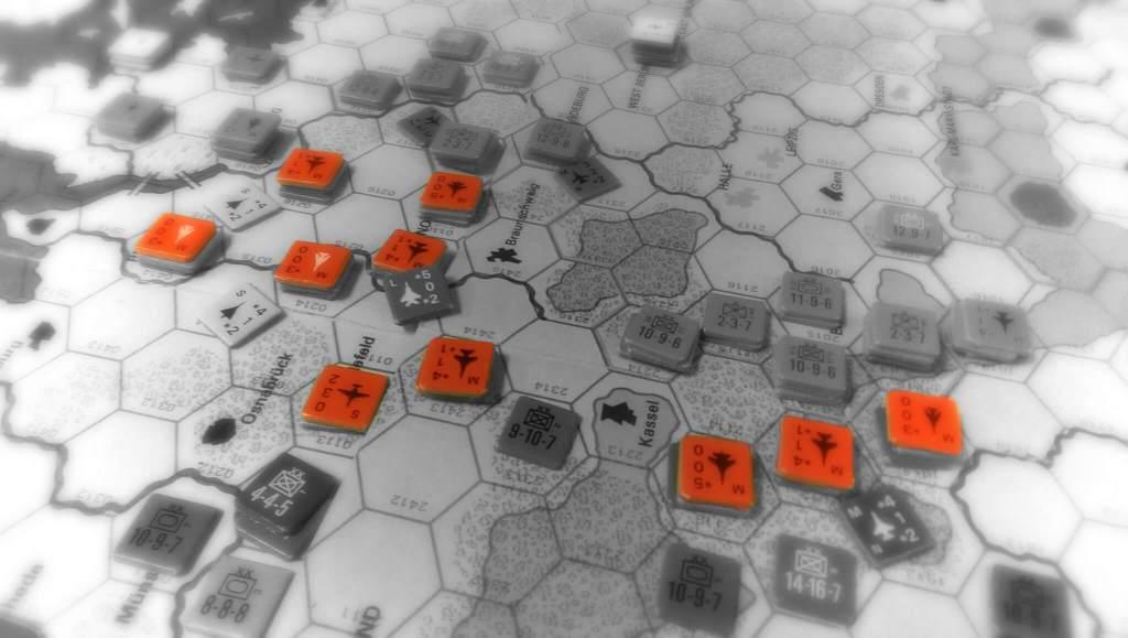 Massive Soviet Air strikes Turn 1
