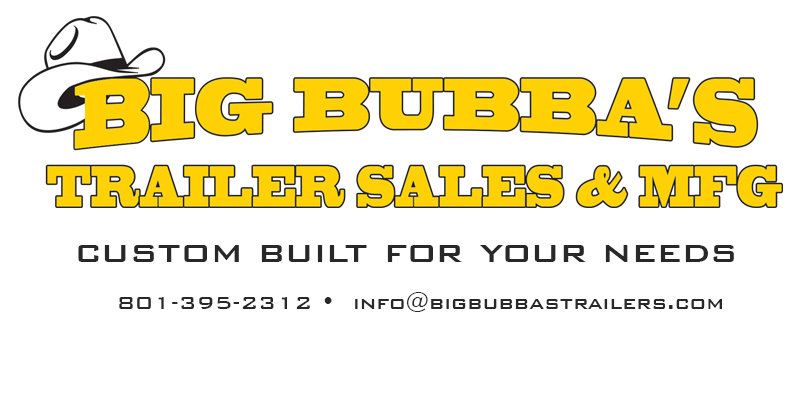 Big Bubba\u0027s Trailers Sales  MFG - Custom Built for your needs!