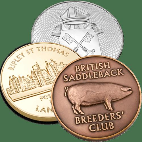 Medal Makers Bigbury Mint