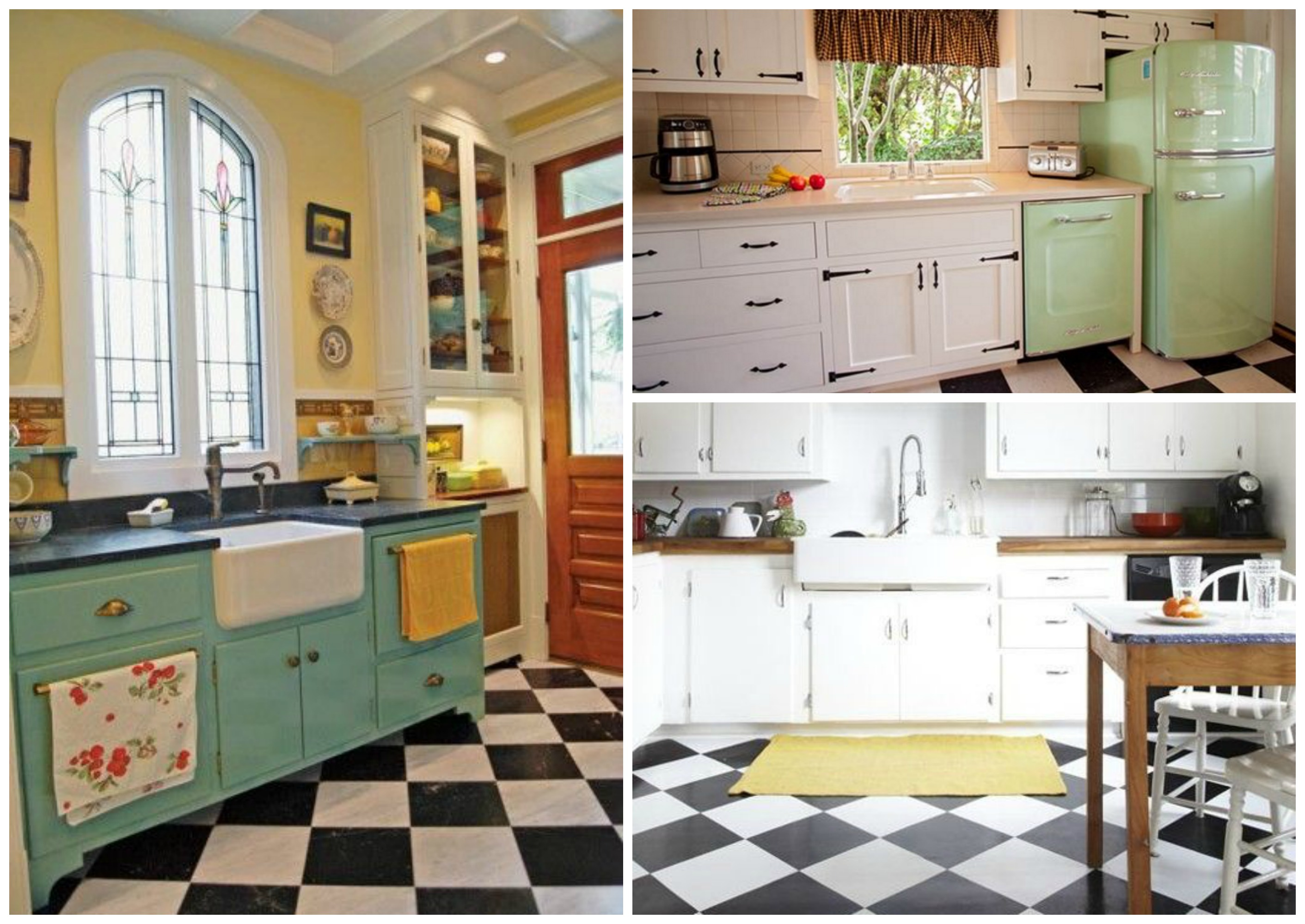 Retro Style Kitchen 15 Essential Design Elements For A Perfectly Retro Kitchen