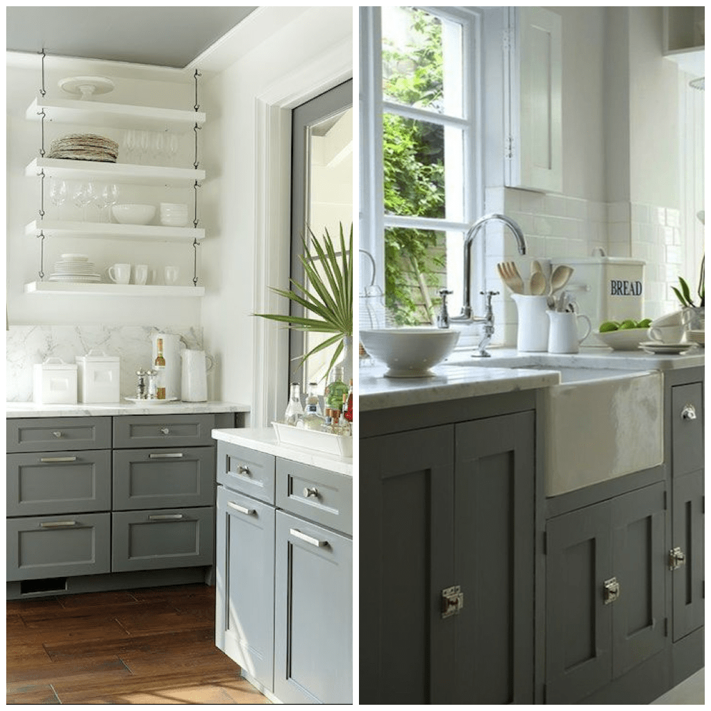 Photos Of Gray Kitchen Cabinets 6 Shades Of Gray For A Kitchen That Is Anything But Boring