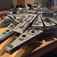 Bricking Around - Star Wars: The Force Awakens Lego Millennium Falcon Review