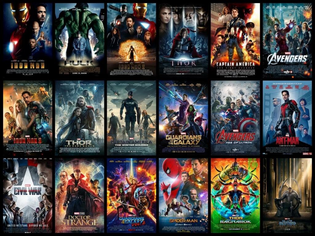 Movel Moveis The Changing Aesthetics Of The Marvel Cinematic Universe Big